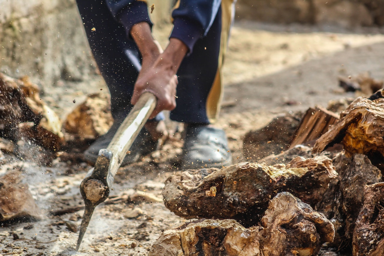 Chopping Woods - things to do in idaho falls