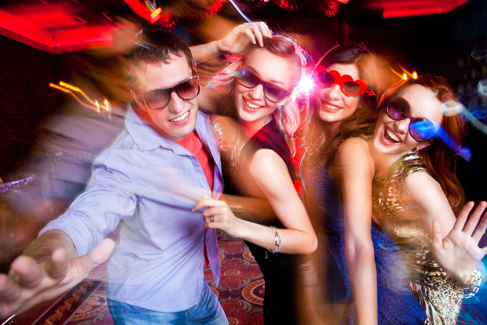 People Partying - things to do in idaho falls
