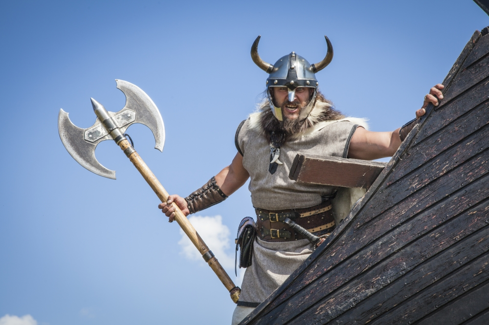 Viking On a Ship - things to do in idaho falls